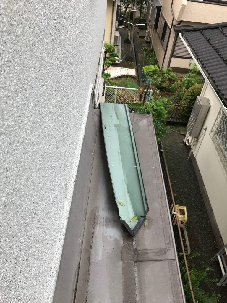 台風飛来物2