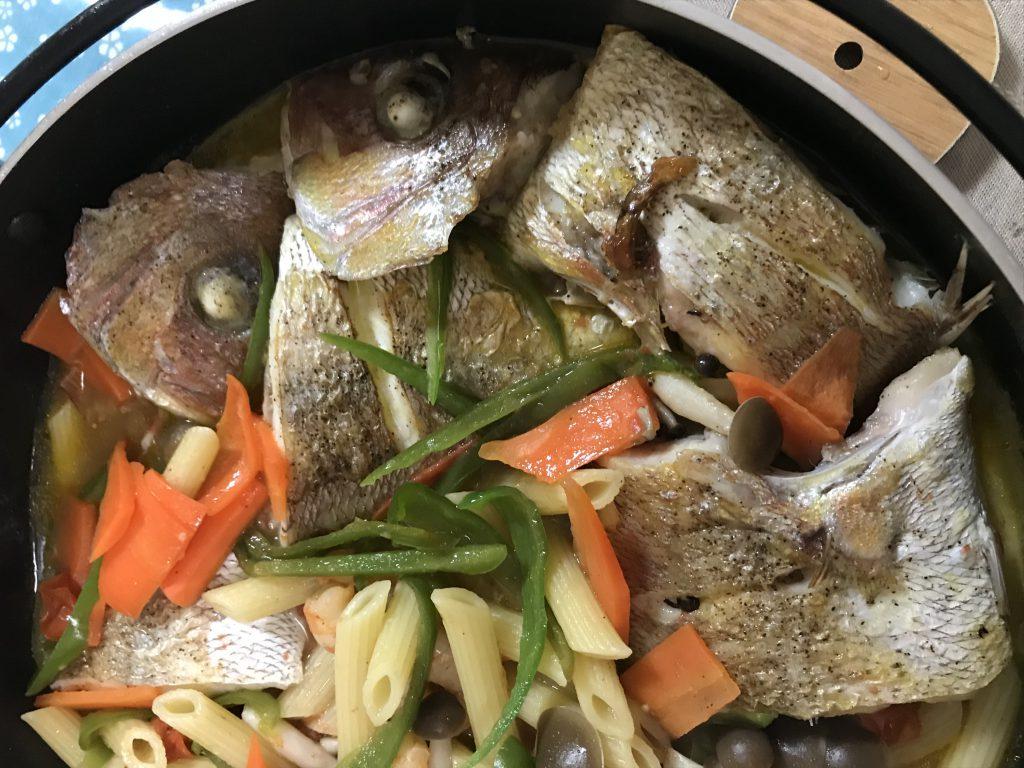 ふるさと納税いちき串木野市鮮魚2月アクアパツッァ