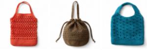 かぎ針編みバッグの会2